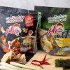gallery 4 : Crispy Fish Skin Seaweed Flavour P.K.Brand